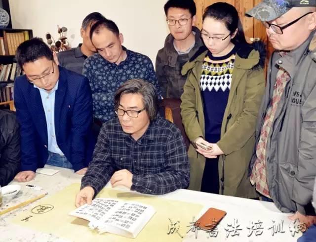 陈忠康说突破当代人书法弱点有两个方法,快看!