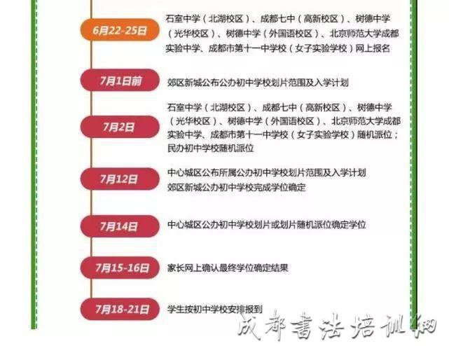 2019成都小升初大摇号攻略!附大摇号学校信息 –